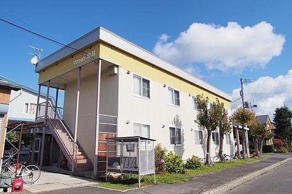 マンション北斗 2階の賃貸【北海道 / 名寄市】
