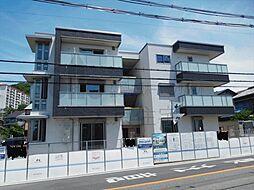 G  Court  Hirano[1階]の外観