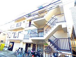 西川口パークハイツ並木[3階]の外観