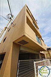 兵庫県明石市魚住町住吉1丁目の賃貸マンションの外観