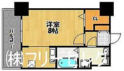 ラファセ箱崎[5階]の間取り