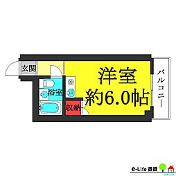矢田駅 2.0万円