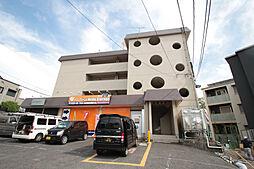 愛知県名古屋市昭和区川名山町1丁目の賃貸マンションの外観