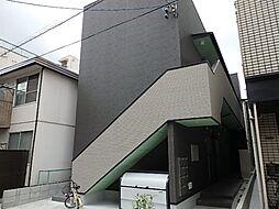 ソラーナ新今里[2階]の外観