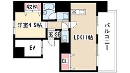 新栄町駅 6.5万円