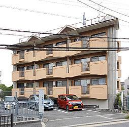 大阪府豊中市西泉丘3丁目の賃貸マンションの外観