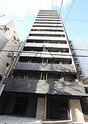 ファーストステージ江戸堀パークサイド[202号室]の外観