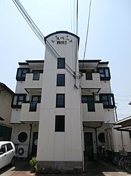 レスペート西庄I[2階]の外観