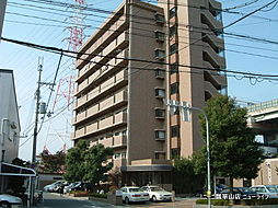 大阪府東大阪市島之内1丁目の賃貸マンションの外観