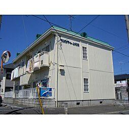 埼玉県ふじみ野市西原2丁目の賃貸アパートの外観