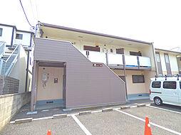 埼玉県川口市芝2-の賃貸アパートの外観