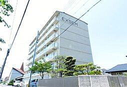 エクセム[2階]の外観