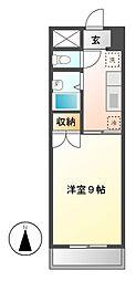 フォルム大須[5階]の間取り
