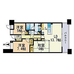 藤崎駅 15.5万円