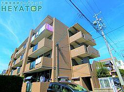 愛知県名古屋市南区扇田町の賃貸マンションの外観
