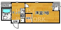 COMODO94[101号室号室]の間取り