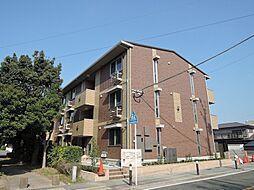 福岡県北九州市若松区高須南2丁目の賃貸アパートの外観