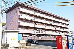 福岡県春日市上白水5丁目の賃貸マンションの外観