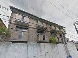 兵庫県神戸市垂水区星が丘1丁目の賃貸アパートの外観
