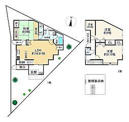 東向日駅 2,980万円