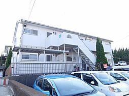 パストラル湘南[2階]の外観