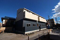 スマイルコーポ[201号室]の外観