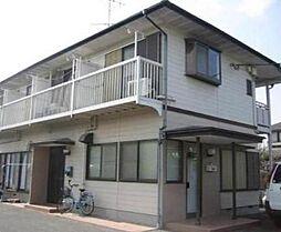 埼玉県さいたま市岩槻区大字金重の賃貸アパートの外観