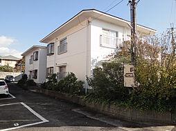 大阪府富田林市青葉丘の賃貸マンションの外観