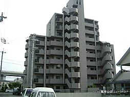 大阪府東大阪市角田3丁目の賃貸マンションの外観