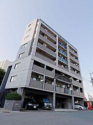 福岡県福岡市東区箱崎7丁目の賃貸マンションの外観