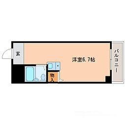 シティライフ8[1階]の間取り