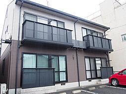 山口県宇部市西本町2の賃貸アパートの外観