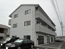 愛媛県松山市和泉南2丁目の賃貸マンションの外観