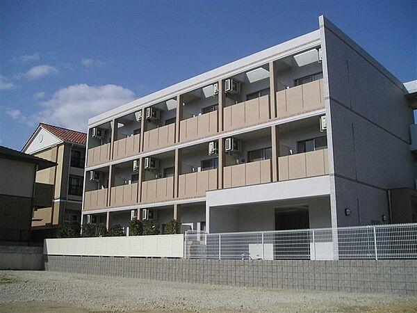 兵庫県神戸市西区前開南町 1丁目の賃貸マンションの外観