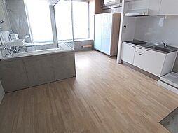 イーストビレッジ三宮の床暖房完備。デザイナーズなオシャレ部屋
