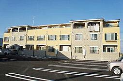 サンパティークA[2階]の外観