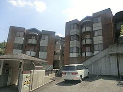 大阪府茨木市南春日丘2の賃貸マンションの外観