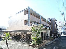 兵庫県神戸市灘区大石南町1丁目の賃貸マンションの外観