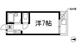 イトウマン34[1階]の間取り
