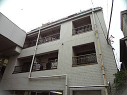 ローズマンション小山[3階]の外観