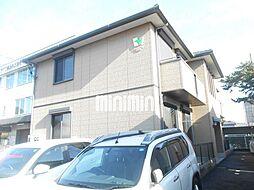 静岡県静岡市清水区横砂南町の賃貸アパートの外観