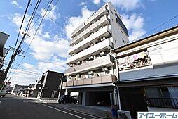 サニーベール前田[6階]の外観