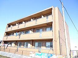 シャトー下米田[1階]の外観