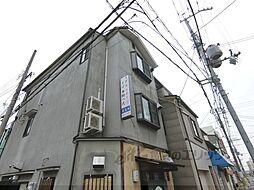 近鉄京都線 十条駅 徒歩3分の賃貸アパート