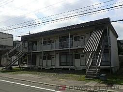 緑ヶ丘ハイツA棟[2階]の外観