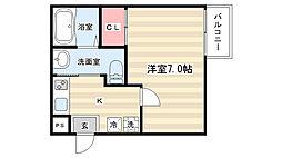 七条駅 5.5万円