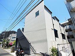 神奈川県座間市相武台3丁目の賃貸アパートの外観