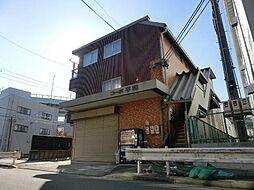 愛知県名古屋市西区中沼町の賃貸マンションの外観