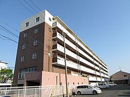 マンション・フォルツーナ[3階]の外観