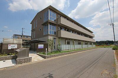 外観,1LDK,面積50.28m2,賃料7.5万円,つくばエクスプレス みどりの駅 徒歩25分,,茨城県つくば市陣場
